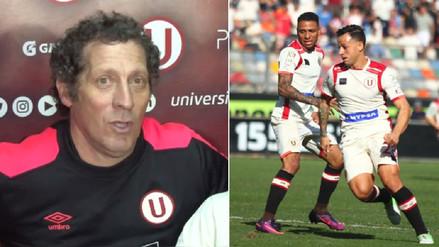 Pedro Troglio tras ganarle a Melgar: