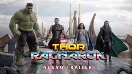 YouTube | Mira el nuevo adelanto de Thor: Ragnarok