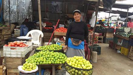 Comerciantes de Piura advierten que limón seguirá encareciendo