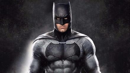 Ben Affleck aclaró rumores sobre su futuro como Batman