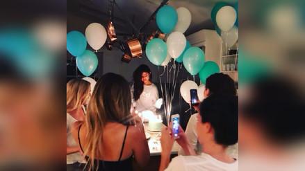 Fotos | Selena Gomez cumplió 25 años y lo celebró en una fiesta íntima