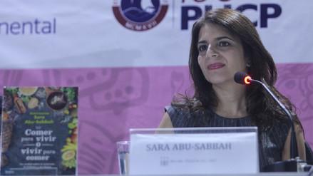 Sara Abu Sabbah nos ayuda a reconocer y prevenir desórdenes alimenticios