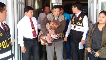 Exalcalde de Samanco es conducido al penal de Cambio Puente