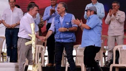 Las FARC se convertirán en partido político desde el 1 de septiembre
