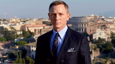 Daniel Craig volverá a interpretar a James Bond