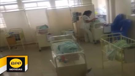Trujillo: bebé abandonado en basural se recupera en hospital