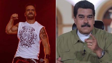 Luis Fonsi cree que Maduro quiere manipular a venezolanos con Despacito