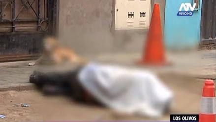 La delincuencia dejó tres muertos este fin de semana en Los Olivos