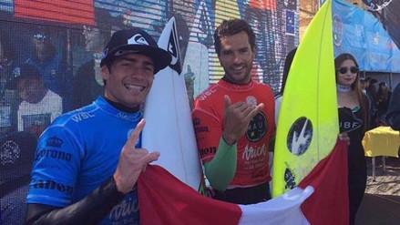 Tomás Tudela se consagró campeón del Arica Pro Surf Tour