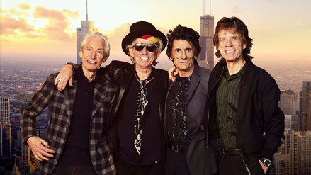 Keith Richards anuncia nuevo trabajo de The Rolling Stones