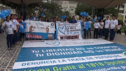 Denuncias por trata de personas aumentan en un 100% en Lambayeque