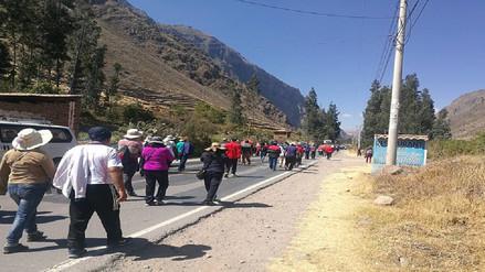 Servicio de trenes a Machu Picchu se reinicia en Ollantaytambo