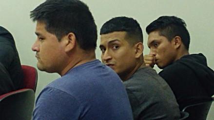 Trujillo: dos 'marcas' afrontarán siete meses de prisión preventiva