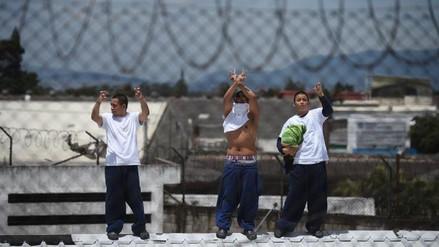 Al menos 15 heridos en un nuevo motín en una correccional guatemalteca
