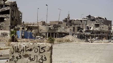 Los últimos yihadistas de ISIS se esconden en el casco antiguo de Mosul