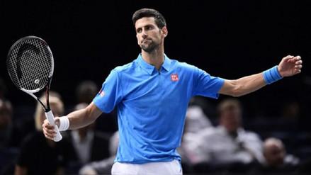 Novak Djokovic se pierde el resto de la temporada por lesión en el codo