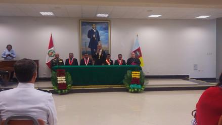 Autoridades de Piura participaron de actividades por Fiestas Patrias