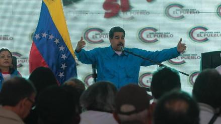 Maduro sigue usando 'Despacito' en su campaña pese a las quejas de Luis Fonsi