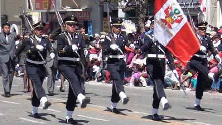 Suspenden desfile cívico militar por huelga docentes en Junín