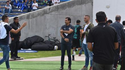 Emanuel Herrera está en México y debutaría el sábado con Lobos BUAP