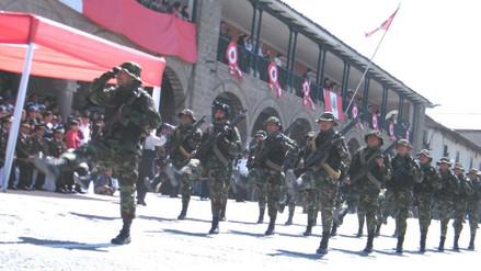 Suspenden desfile cívico por Fiestas Patrias en Ayacucho