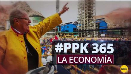 Este es el balance de la economía en el primer año de PPK