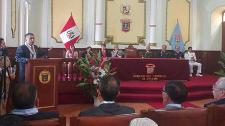 Entregan área de hospital Las Mercedes al Gobierno Regional de Lambayeque