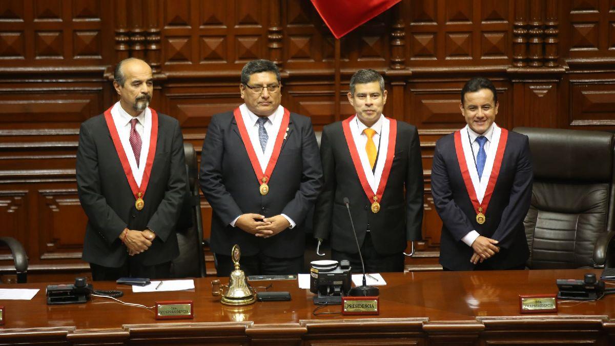 El fujimorista Luis Galarreta fue elegido presidente del Congreso