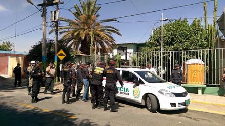 Rotarán al 40% de personal policial de Arequipa por baja productividad
