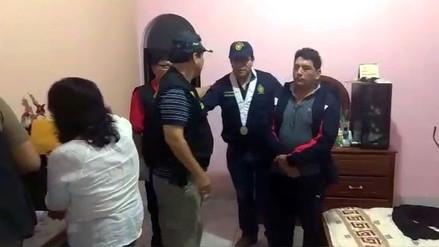 Detienen a alcalde de Tocache implicado en emboscada a policías y fiscal