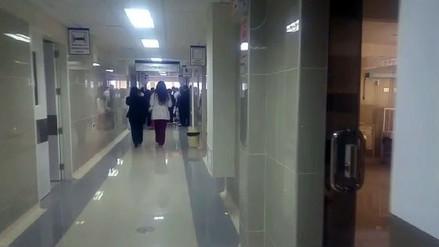Trujillo: inauguran área de emergencia de hospital Belén