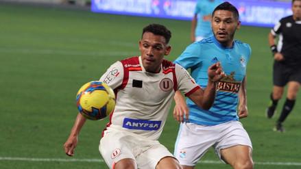 Sporting Cristal empató 1-1 contra Universitario al último minuto