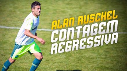 Alan Ruschel jugó un amistoso y ahora alista su regreso oficial