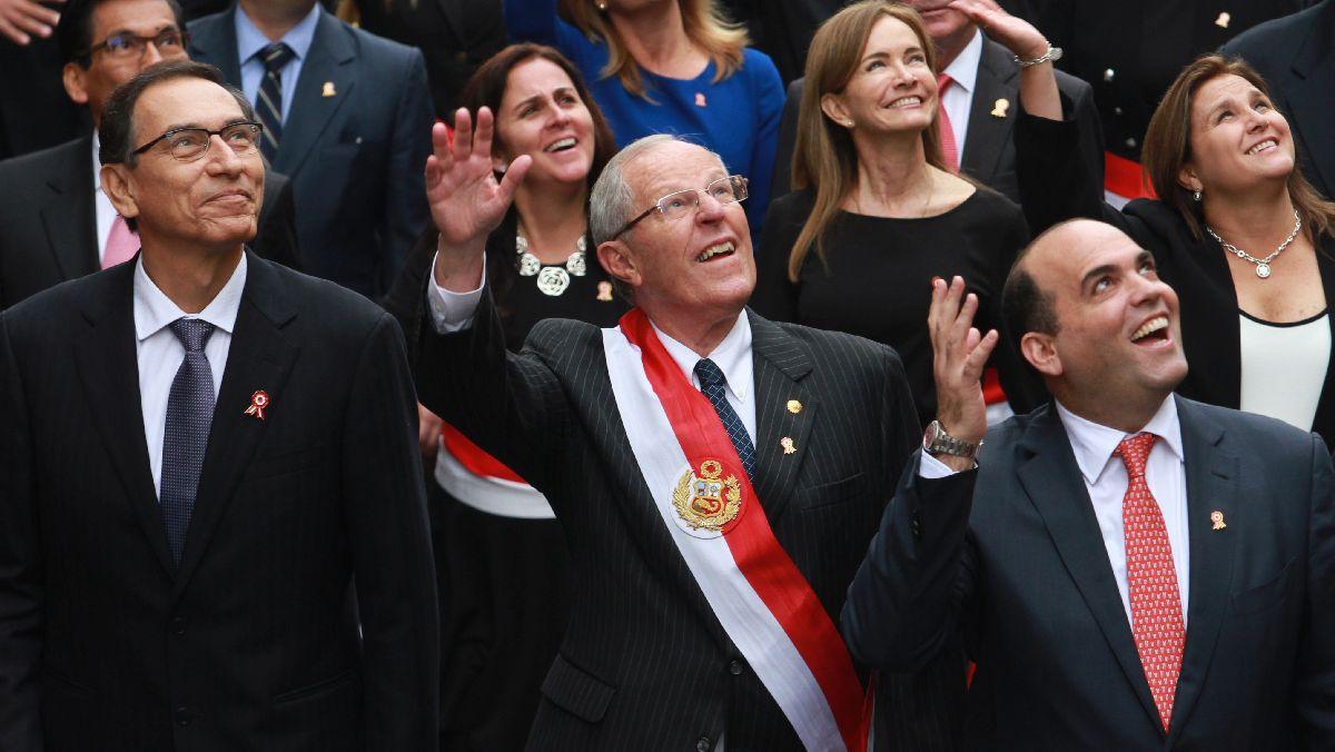 """PPK: """"¡El Perú agarrará ritmo otra vez! ¡Yo me encargaré de eso!"""""""