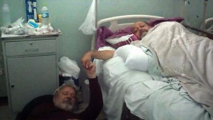Juan Carlos Ferrando mejora y solicita ayuda para pagar tratamiento alternativo