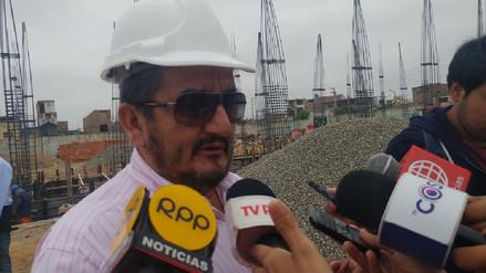 Humberto Acuña espera que mensaje presidencial apoye la descentralización