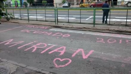 No permitirán que comerciantes y vecinos 'loticen' la avenida Brasil