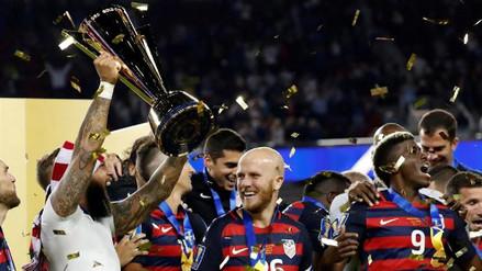 EE.UU. derrotó 2-1 a Jamaica y se coronó campeón de la Copa Oro
