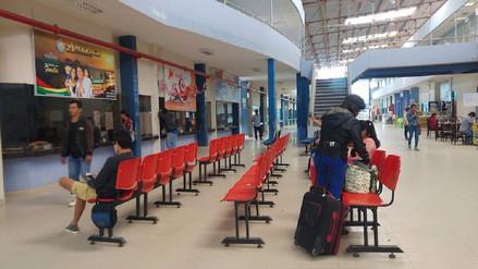 Incrementan precio de pasajes en Piura por feriado largo
