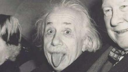 ¿Cuál es la historia detrás de la famosa foto de Albert Einstein sacando la lengua?