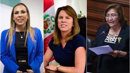 Estos son los perfiles de las nuevas ministras de PPK