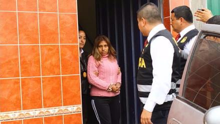 9 meses de prisión preventiva para Evelyn Páucar, la madre que asesinó a sus hijos