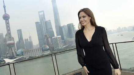 Angelina Jolie sufrió deterioro de su salud tras divorcio de Brad Pitt