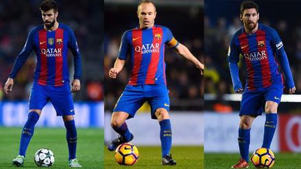 Así formaría el Barcelona esta temporada, si Neymar ficha por el PSG