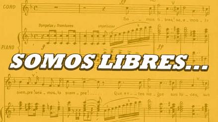Así suena la versión original del Himno Nacional del Perú grabada en 1911