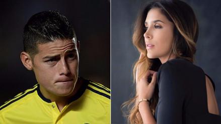 James Rodríguez y Daniela Ospina se separan tras seis años de matrimonio