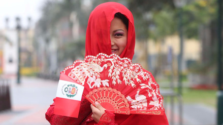 ¿Cuántos peruanos fueron registrados con nombres dedicados a Fiestas Patrias?