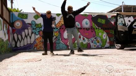 YouTube   Usher pasó un momento divertido en el 'Carpool Karaoke'