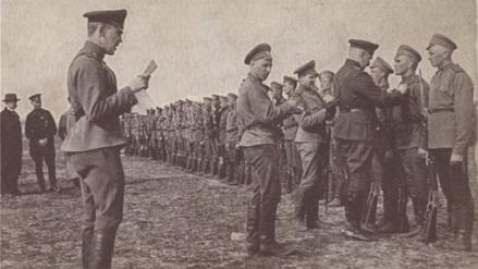 La biblioteca digital europea rescata las vidas rotas en la I Guerra Mundial
