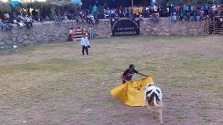 Provincia de Chincheros vive las Fiestas Patrias con corrida de toros